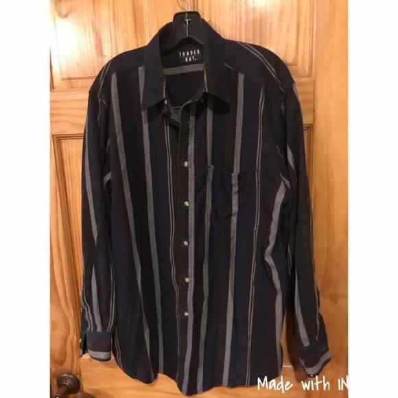 1bbdc7da Trader Bay Shirts | True Vintage 80s Button Up Southwest Style ...